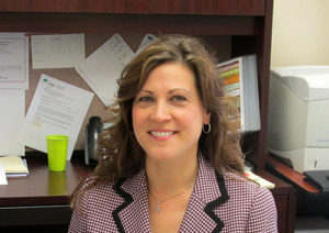 Photo of Christine Bero, Executive Director of State & Federal Programs