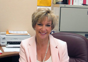 Photo of Jennifer Hoffmann, Executive Director of Special Education