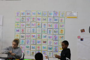 preschool interactive art