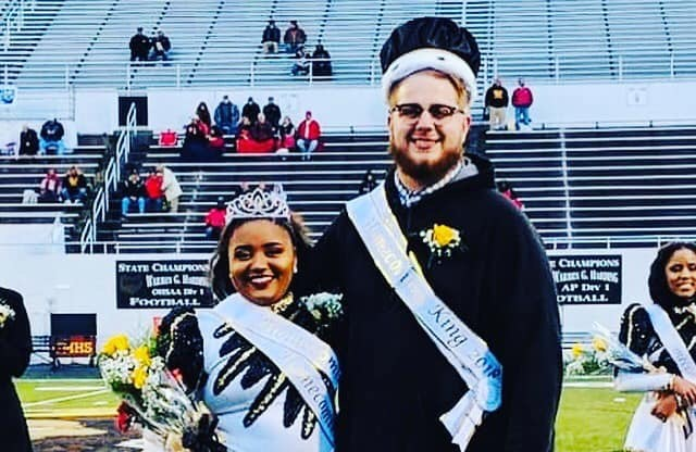 Homecoming Royalty!