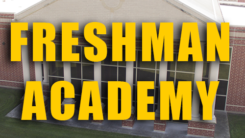 Freshman Academy Registration