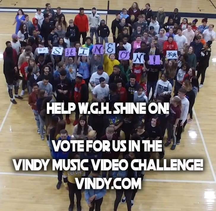 Vindy Music Video Challenge