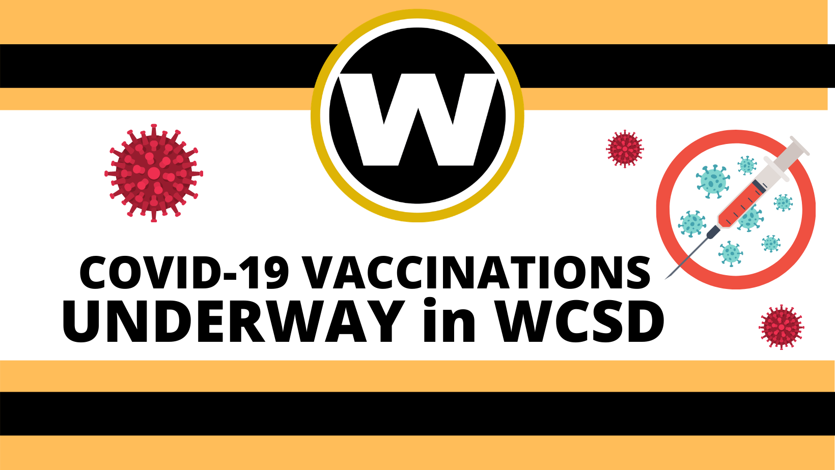 WCSD, Akron Children's Facilitate 112 Staff Vaccinations